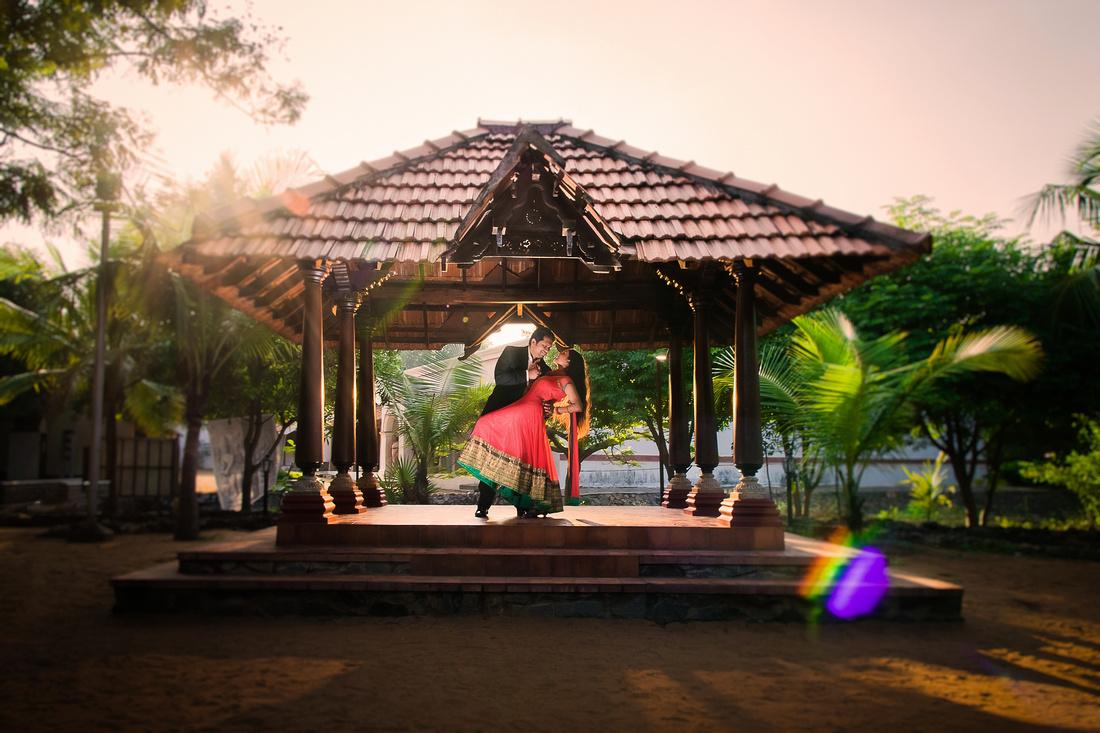 Couple-shoot-at-Dakshinchitra