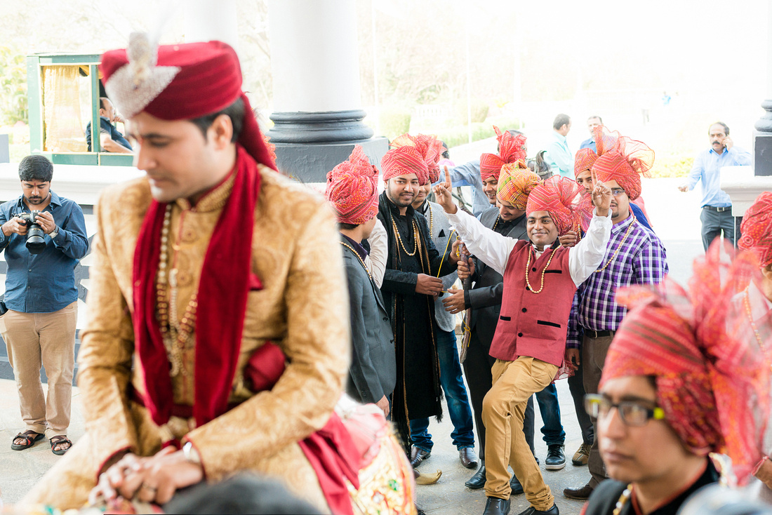 Wedding Baraat