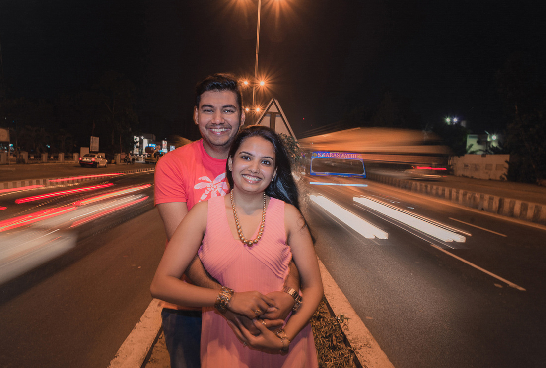 Couple shoot Pondicherry