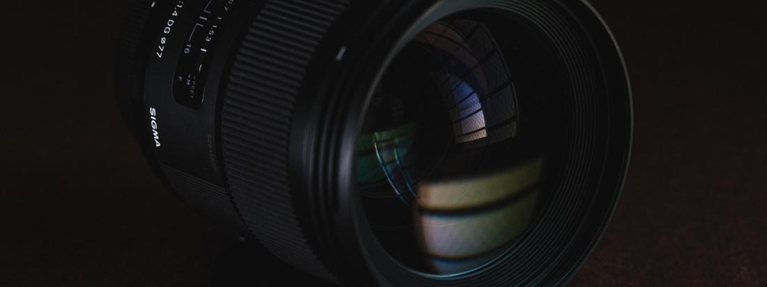 """Sigma 50mm f/1.4"""