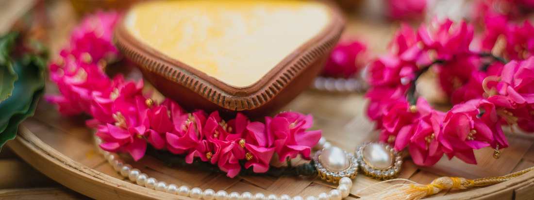 """Haldi Ceremony in an Indian Wedding"""