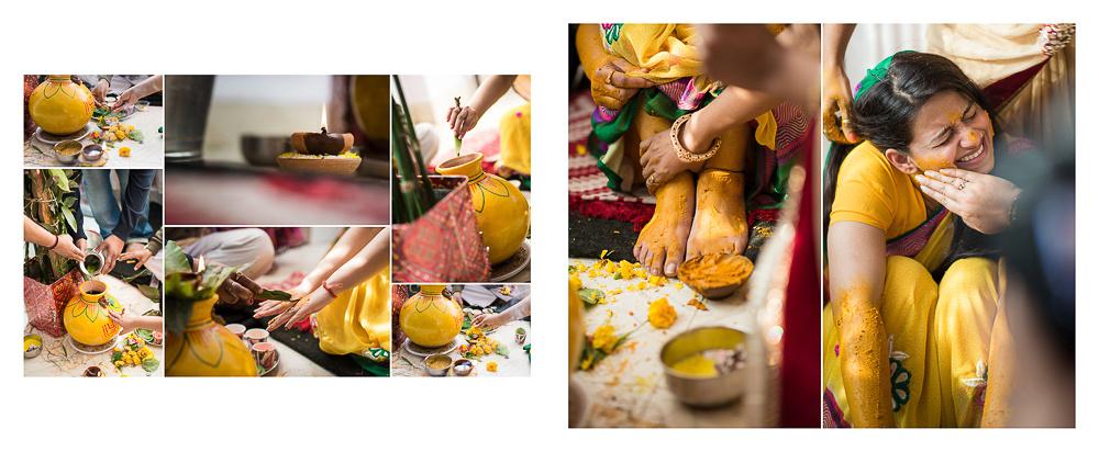 Haldi Ceremony at Varanasi