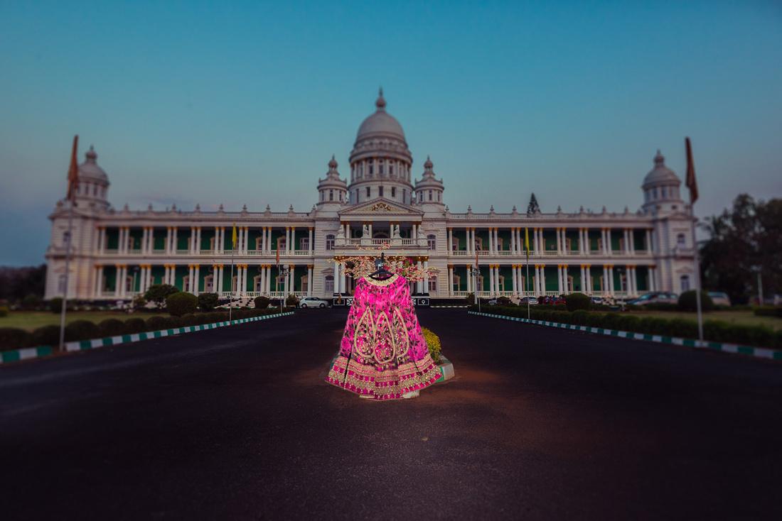Lalitha Mahal Palace, Mysore
