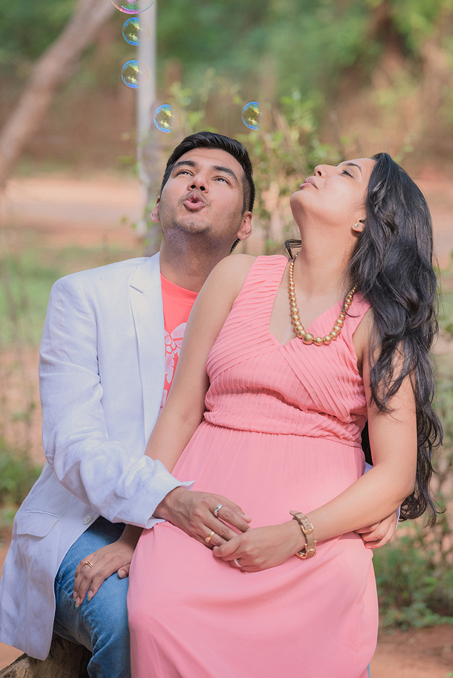 Couple shoot Pondicherry