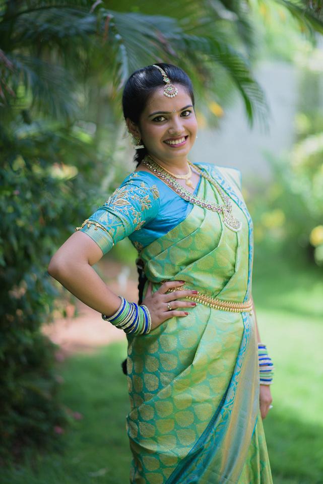 Chennai-bride