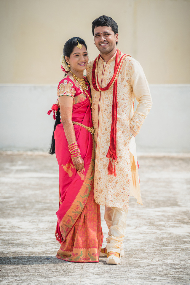 Tirupati couple shoot