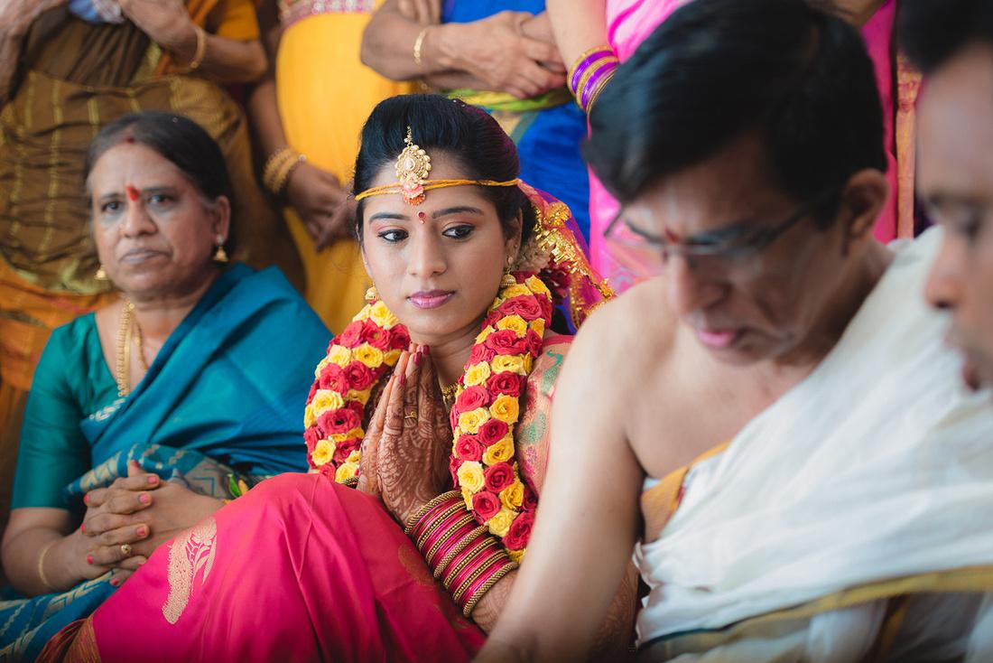 Tamil-bride