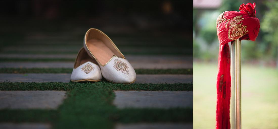 Groom shoe