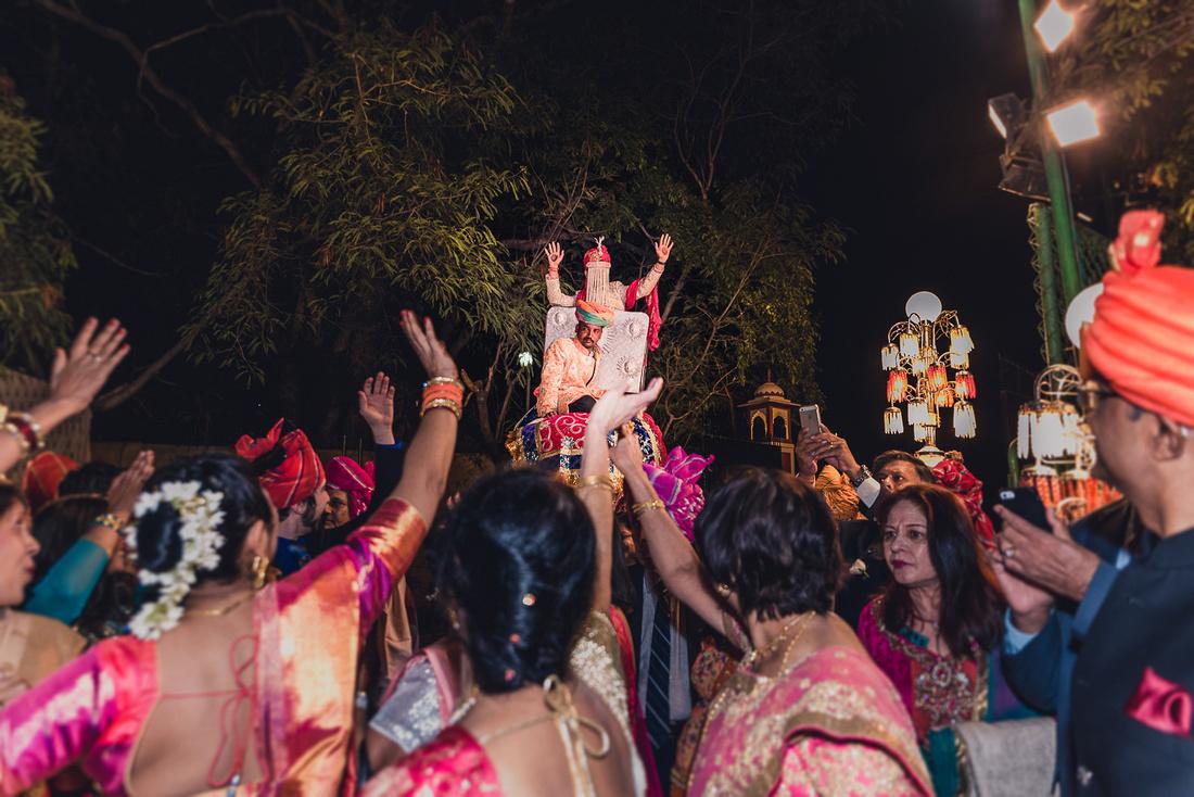 Jaipur-baraat
