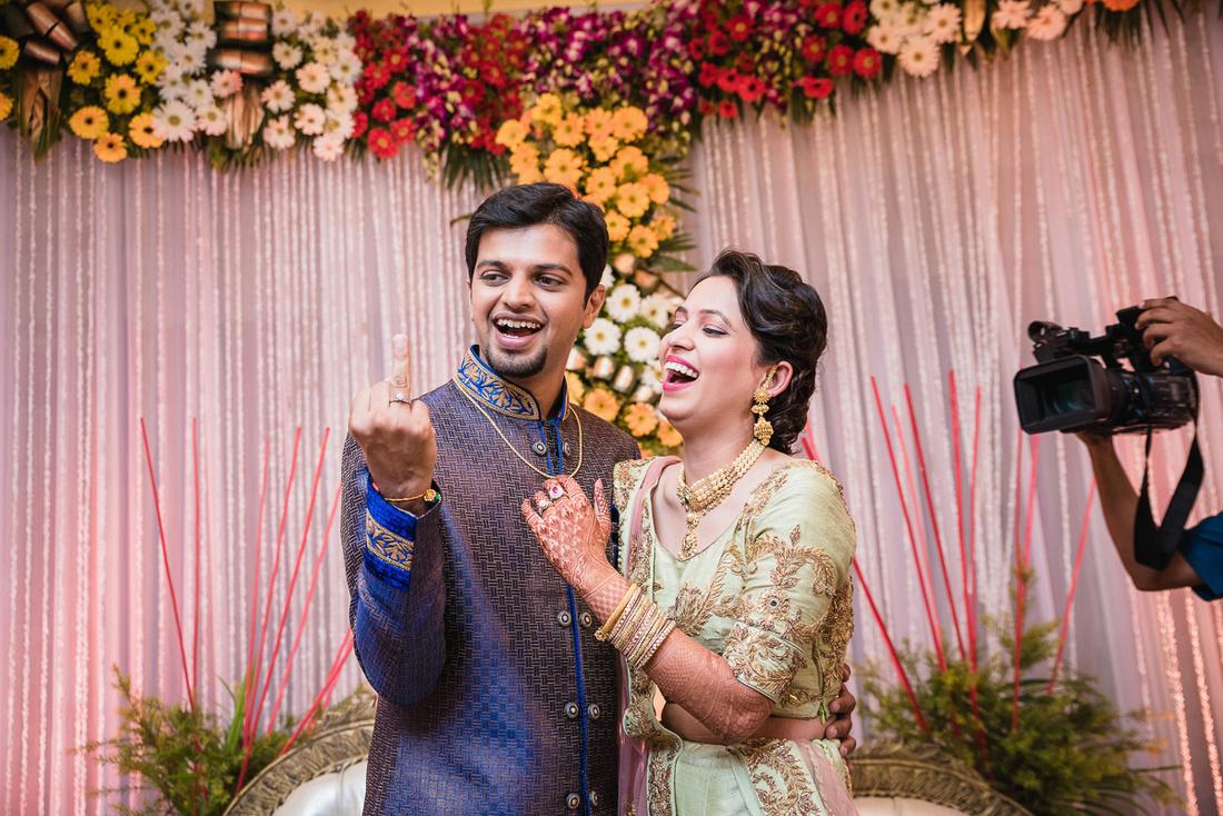 Delhi-engagement-ceremony