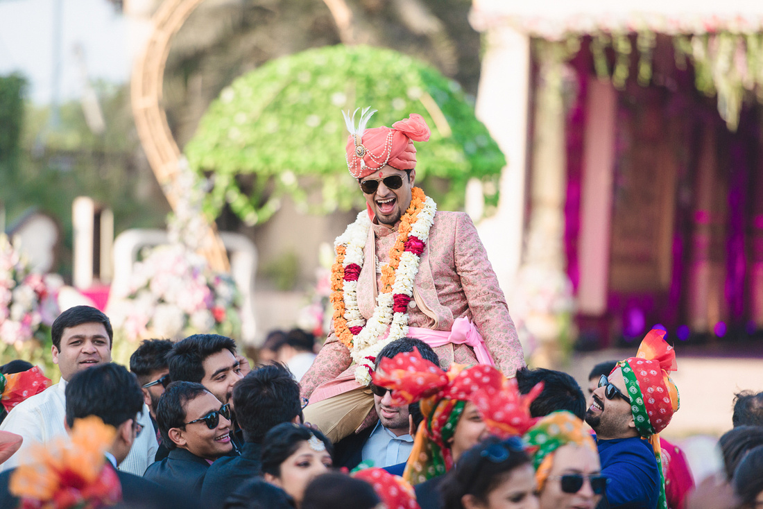wedding-baraat