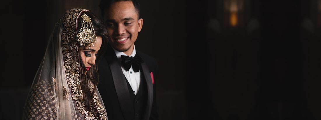 """Traditional Muslim Wedding"""