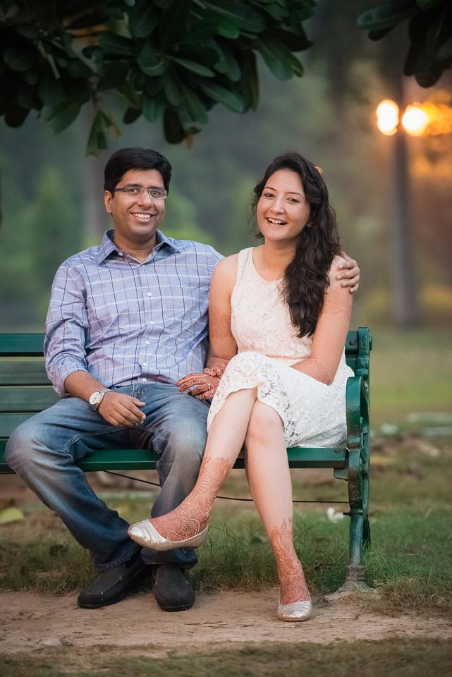 Kavita & Akash