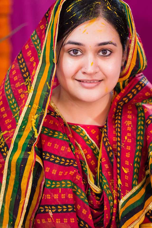 Haldi Ceremony in Lucknow