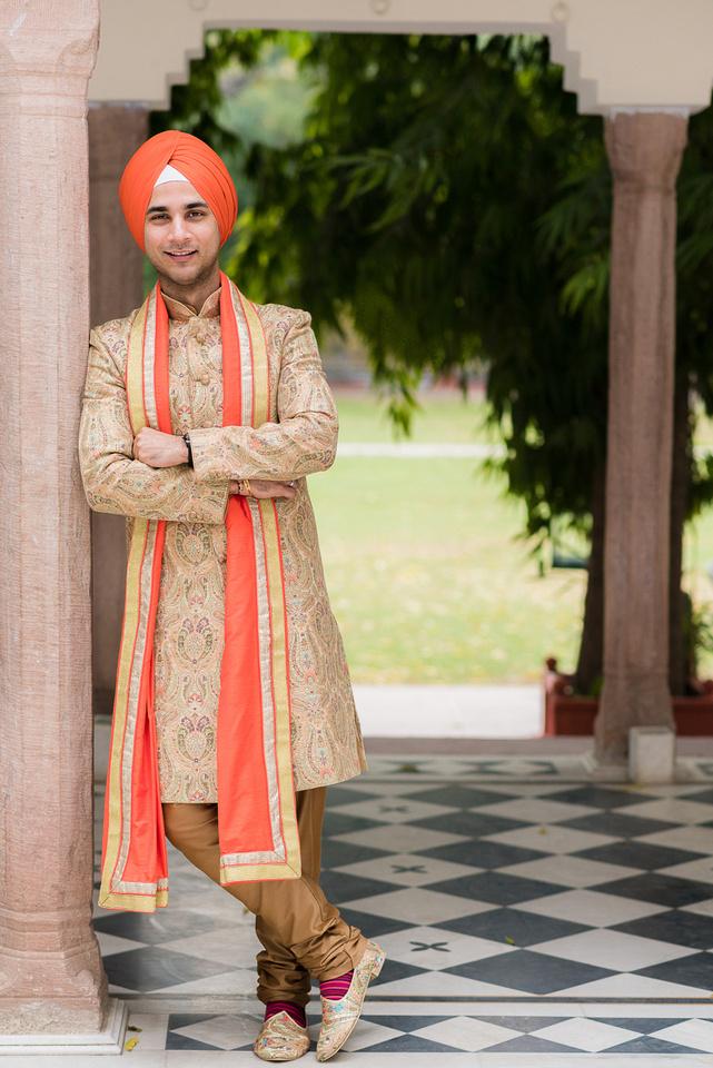 Punjabi-groom